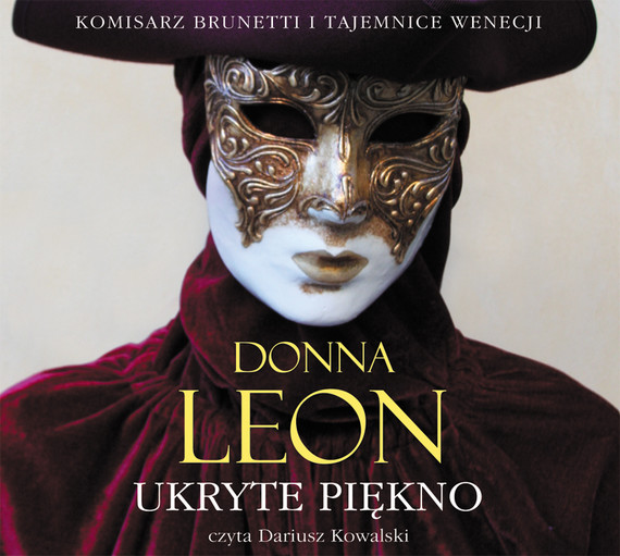 okładka Ukryte pięknoaudiobook   MP3   Donna Leon