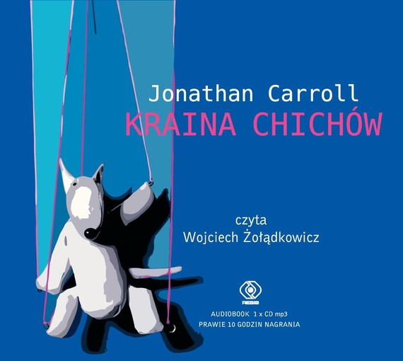 okładka Kraina chichów, Audiobook | Jonathan Carroll