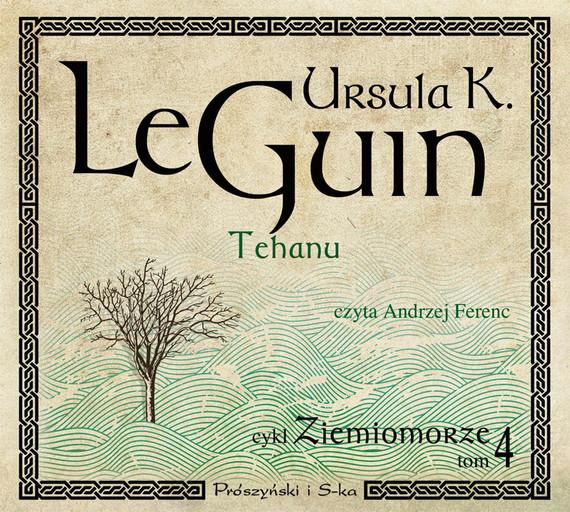 okładka Tehanu, Audiobook   Ursula K. Le Guin
