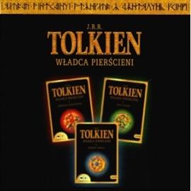 okładka Władca Pierścieni Tom I-III, Audiobook   Ronald R. Tolkien John