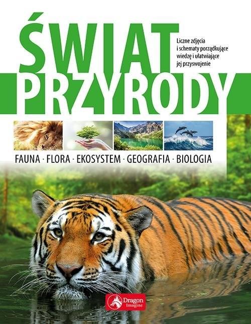okładka Świat przyrodyksiążka      Opracowanie zbiorowe