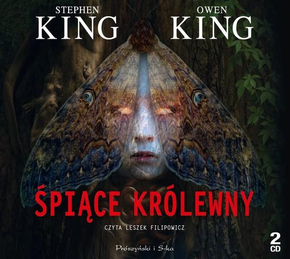 okładka Śpiące królewny, Audiobook   Stephen King, Owen King