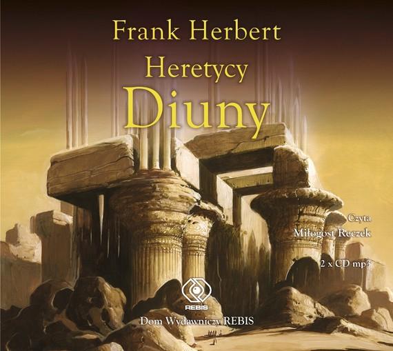 okładka Heretycy Diunyaudiobook | MP3 | Frank Herbert