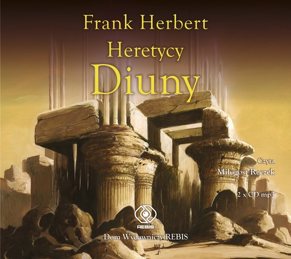 okładka Heretycy Diuny, Audiobook | Frank Herbert