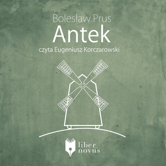 okładka Antekaudiobook | MP3 | Bolesław Prus