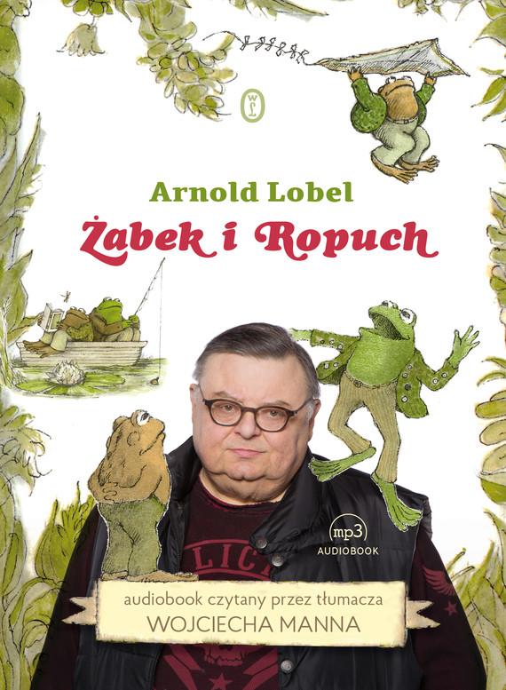okładka Żabek i Ropuchaudiobook | MP3 | Arnold Lobel
