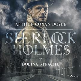 okładka Dolina strachuaudiobook | MP3 | Arthur Conan Doyle