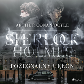 okładka Pożegnalny ukłonaudiobook   MP3   Conan Doyle Arthur