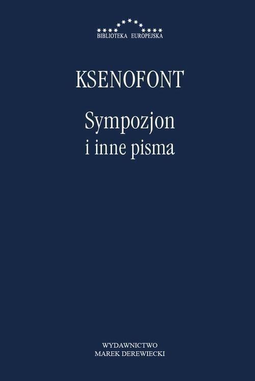 okładka Sympozjon i inne pisma, Książka | Ksenofont