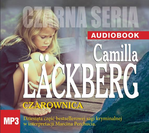 okładka Czarownicaaudiobook | MP3 | Camilla Läckberg