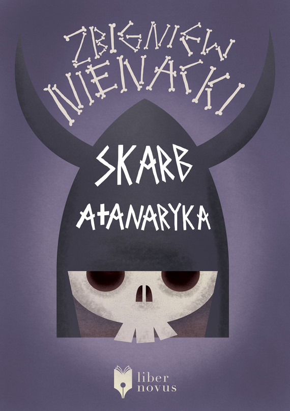 okładka Skarb Atanarykaaudiobook | MP3 | Zbigniew Nienacki