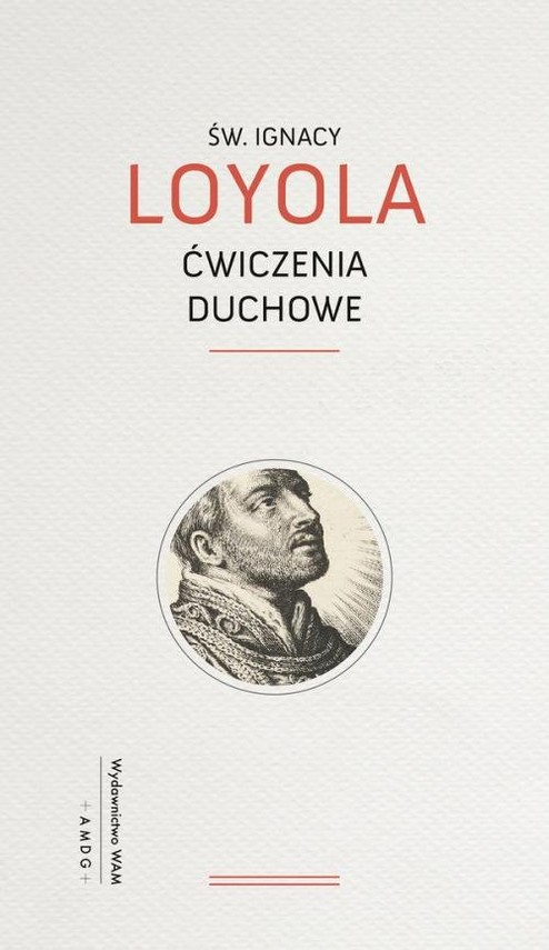 okładka Ćwiczenia duchowe wyd. piąte, Książka | Loyola Ignacy