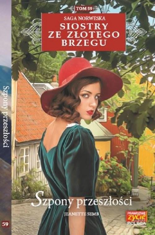 okładka Siostry ze Złotego Brzegu Tom 59 Szpony przeszłościksiążka |  | Semb Jeanette