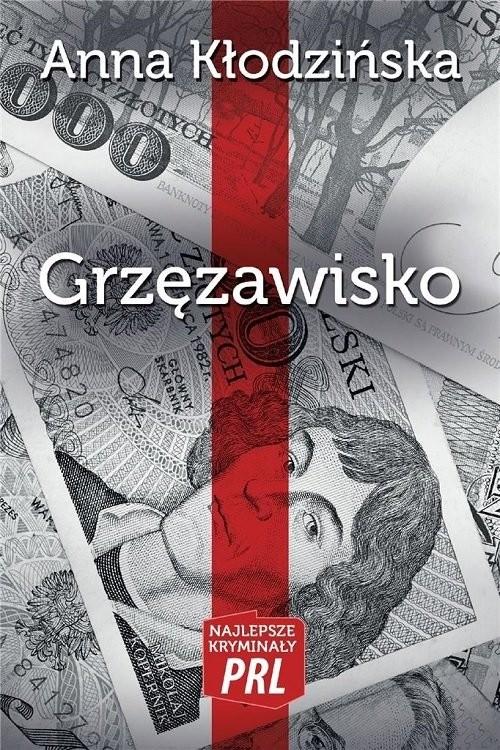 okładka Grzęzawisko, Książka | Kłodzińska Anna