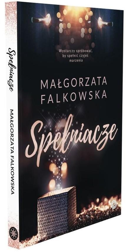 okładka Spełniacze, Książka | Falkowska Małgorzata