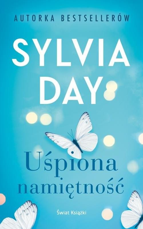 okładka Uśpiona namiętność, Książka | Sylvia Day