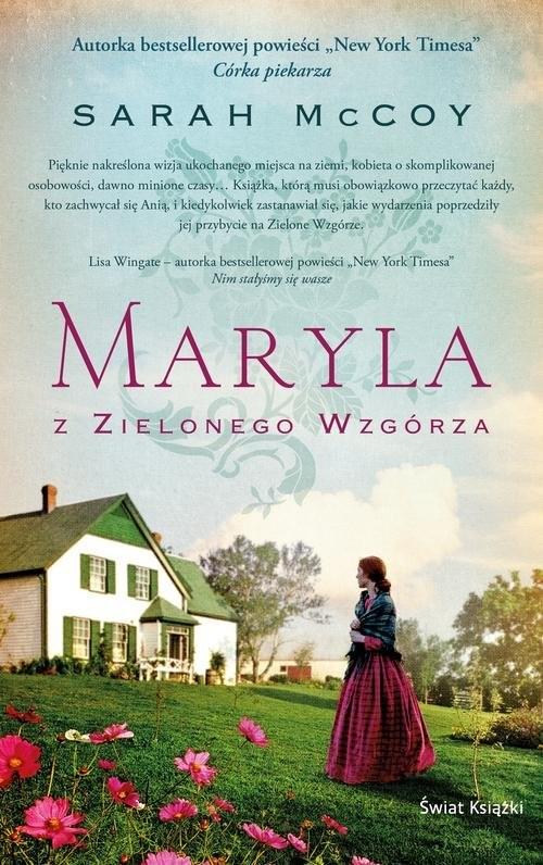 okładka Maryla z Zielonego Wzgórza, Książka | McCoy Sarah