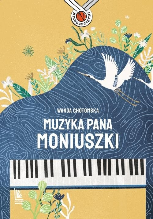 okładka Muzyka Pana Moniuszki, Książka | Chotomska Wanda