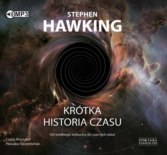okładka Krótka historia czasuaudiobook | MP3 | Stephen Hawking