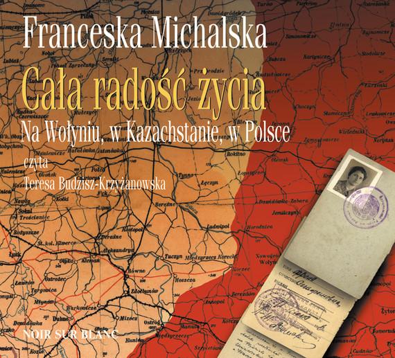 okładka Cała radość życiaaudiobook   MP3   Franceska Michalska