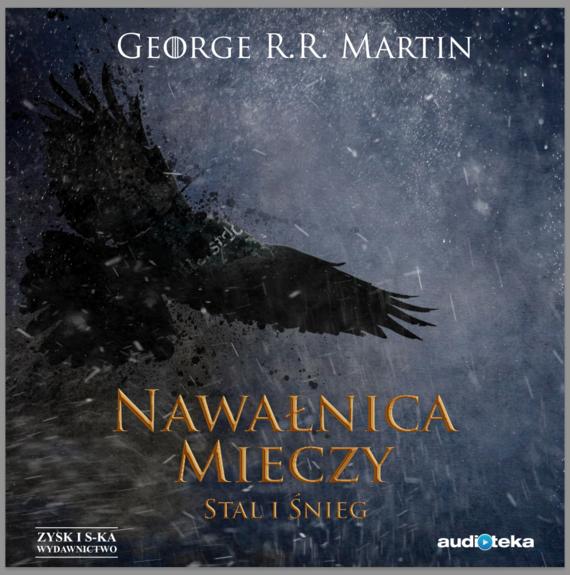 okładka Nawałnica mieczy t. 1: Stal i śniegaudiobook   MP3   George R.R Martin