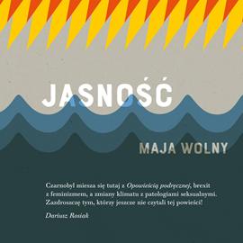 okładka Jasność, Audiobook | Maja Wolny