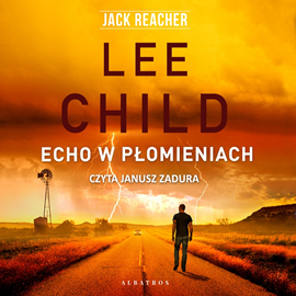 okładka Echo w płomieniachaudiobook | MP3 | Lee Child