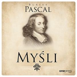 okładka Myśli, Audiobook | Pascal Blaise