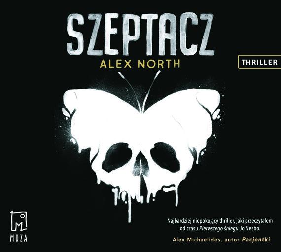 okładka Szeptaczaudiobook | MP3 | Alex North