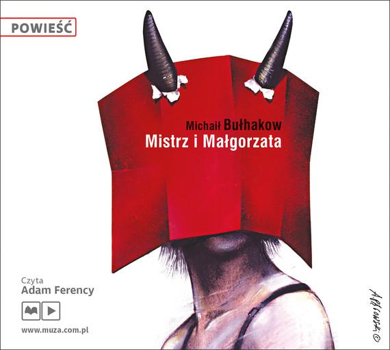 okładka Mistrz i Małgorzataaudiobook   MP3   Michaił Bułhakow