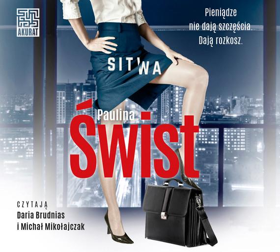 okładka Sitwaaudiobook | MP3 | Paulina Świst