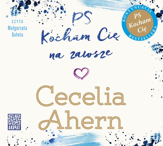 okładka PS Kocham Cię na zawszeaudiobook | MP3 | Cecelia Ahern