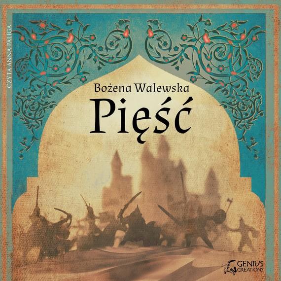 okładka Pięść, Audiobook | Bożena Walewska