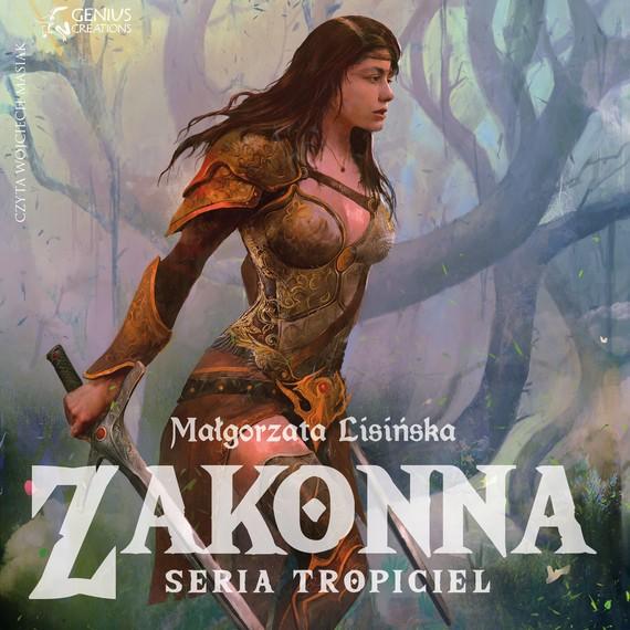 okładka Tropiciel: Zakonnaaudiobook | MP3 | Małgorzata Lisińska