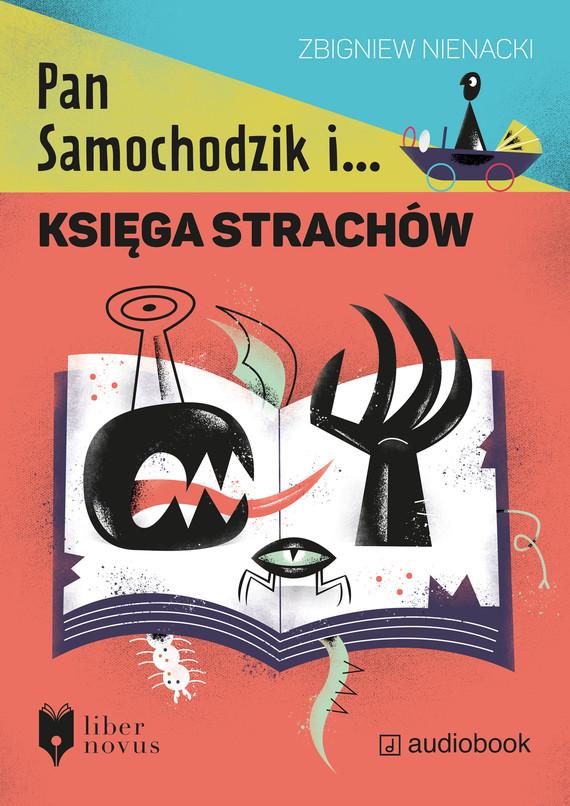 okładka Pan Samochodzik i Księga strachów, Audiobook | Zbigniew Nienacki