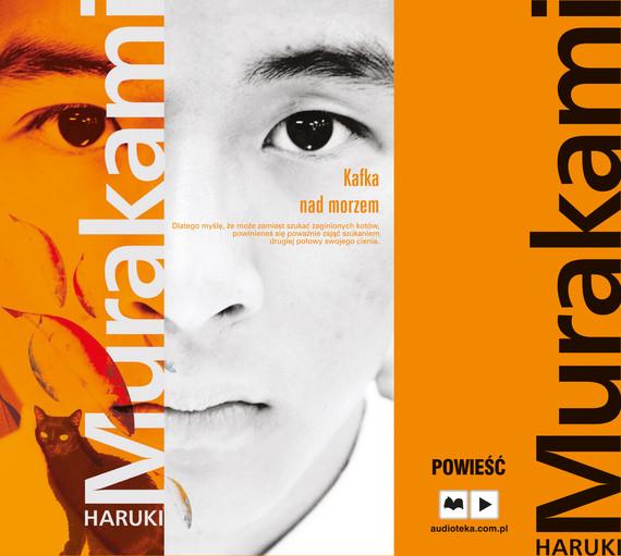 okładka Kafka nad morzemaudiobook | MP3 | Haruki Murakami