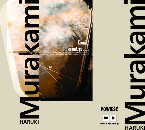 okładka Kronika ptaka nakręcaczaaudiobook | MP3 | Haruki Murakami