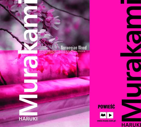 okładka Norwegian Woodaudiobook | MP3 | Haruki Murakami