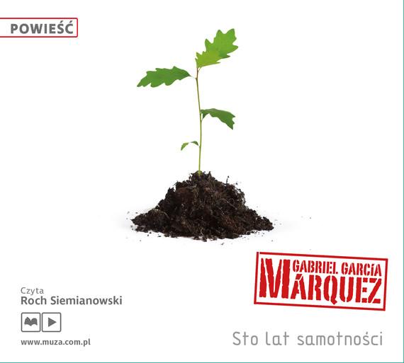 okładka Sto lat samotnościaudiobook | MP3 | Gabriel Garcia Marquez