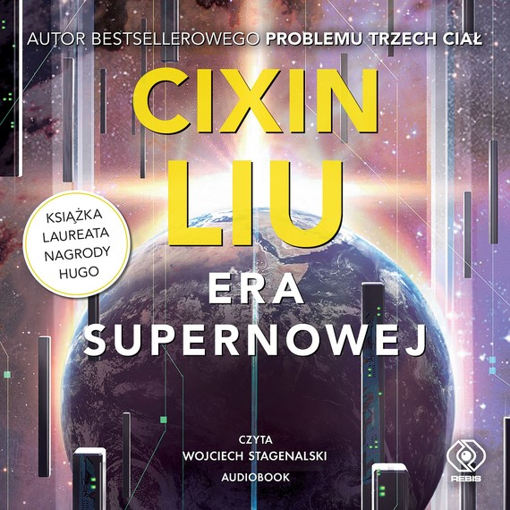 okładka Era supernowej, Audiobook | Liu Cixin