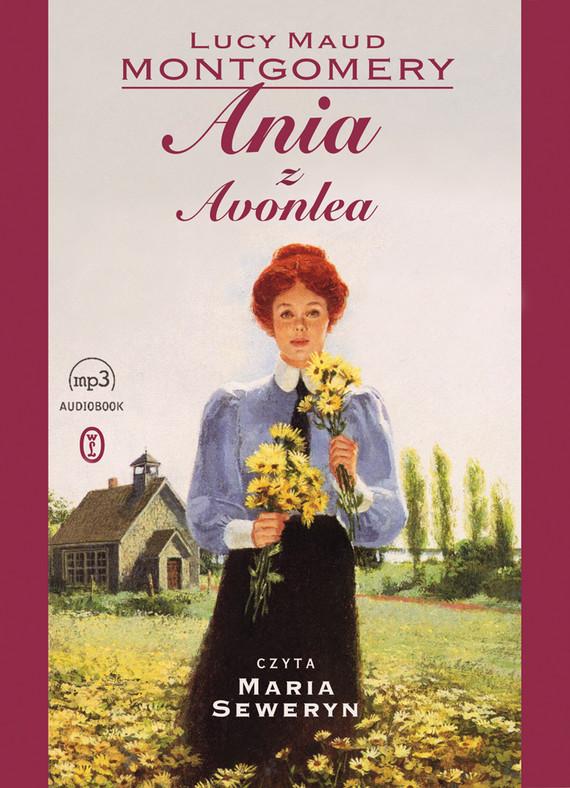okładka Ania z Avonleaaudiobook | MP3 | Lucy Maud Montgomery