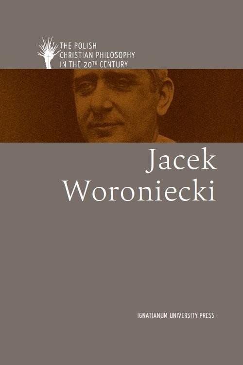 okładka Jacek Woroniecki, Książka | S. Mazur Piotr, Kiereś Barbara, Skrzy Ryszard