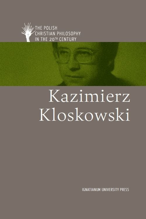 okładka Kazimierz Kloskowski ang, Książka | Bugajak Grzegorz, Latawiec Anna, Lemańsk Anna