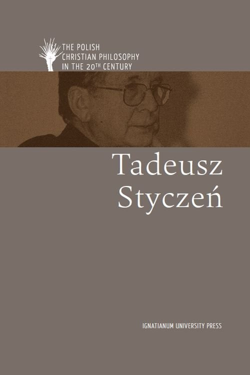 okładka Tadeusz Styczeń ang, Książka | Moń Ryszard, Tondel Sylwia, Krokos Jan, Andrz