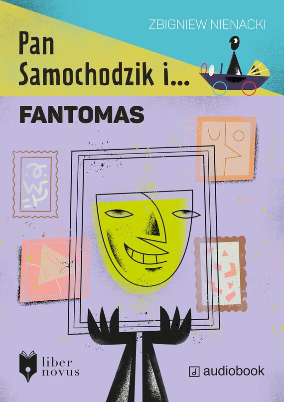 okładka Pan Samochodzik i Fantomas, Audiobook | Zbigniew Nienacki