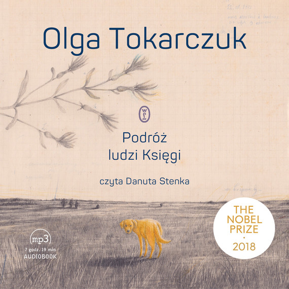okładka Podróż ludzi Księgiaudiobook | MP3 | Olga Tokarczuk