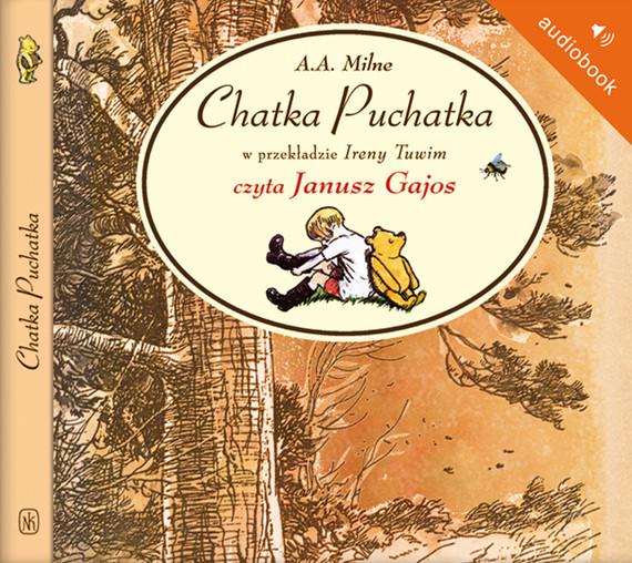 okładka Chatka Puchatkaaudiobook | MP3 | Alan Alexander Milne