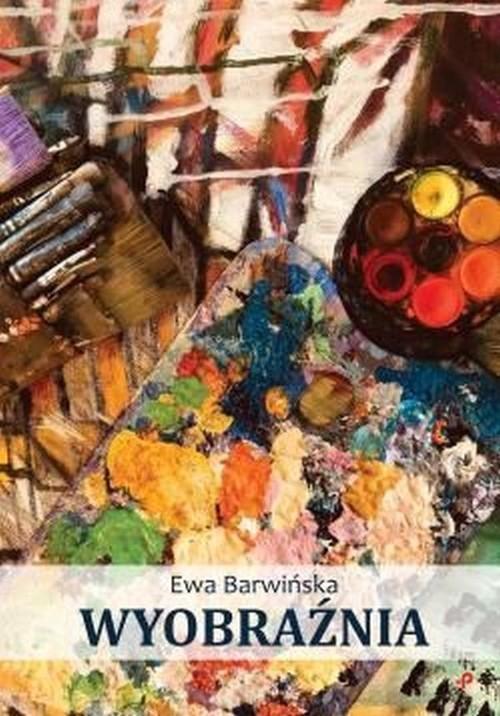 okładka Wyobraźnia, Książka | Barwińska Ewa
