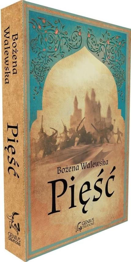okładka Pięśćksiążka |  | Walewska Bożena