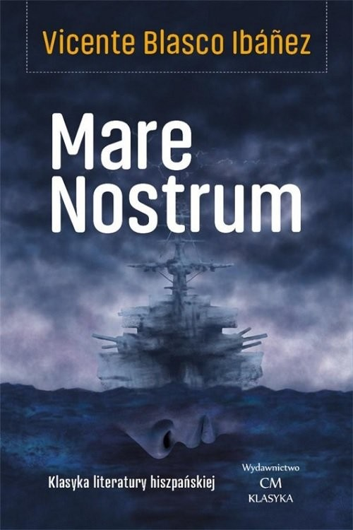 okładka Mare Nostrum, Książka | Vicente Blasco  Ibáñez